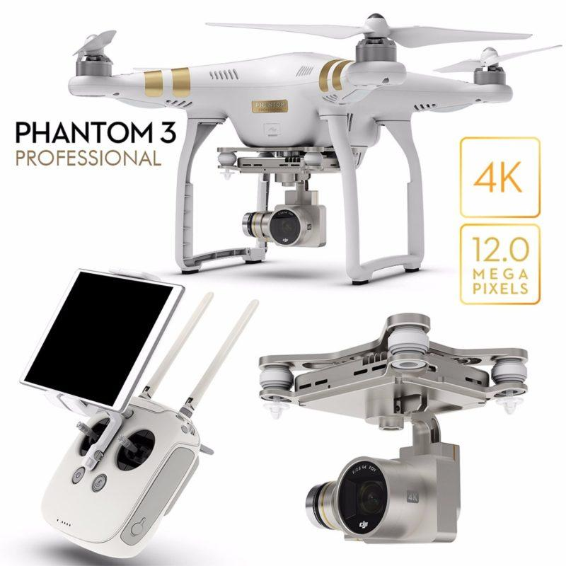 dji phantom 3 professional compare best prices from drone market. Black Bedroom Furniture Sets. Home Design Ideas