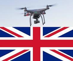 uk drones