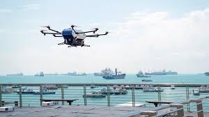 ship drones