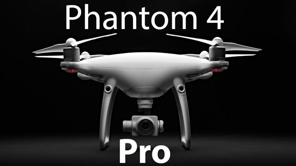 DJI Phantom 4 Pro Drone Evaluate vs Mavic Phantom 4