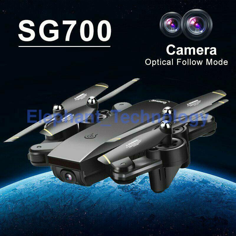Drone X Pro 2.4G Foldable Quadcopter WIFI FPV with 1080P