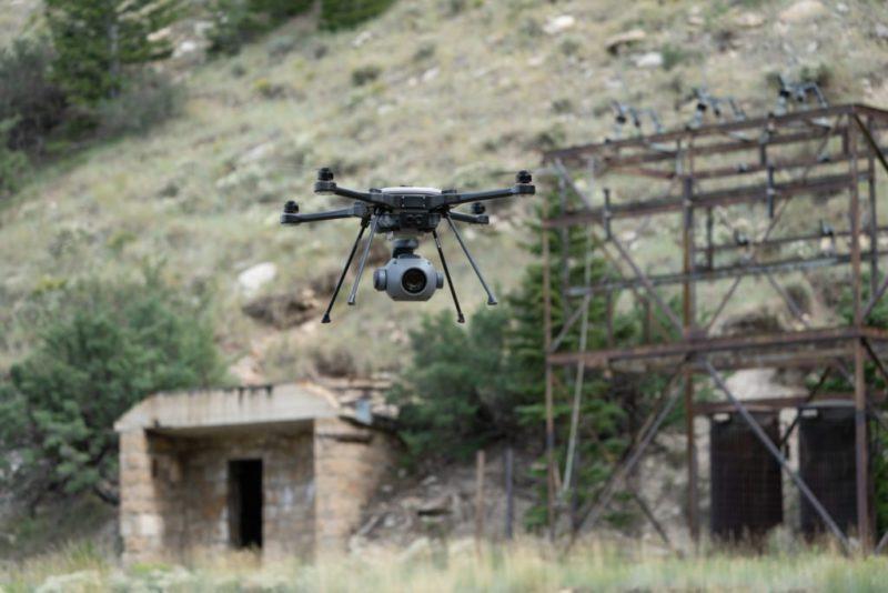 FLIR Unveils New StormCaster Payloads for SkyRanger and SkyRaider Drones