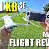 Xiaomi FIMI X8 SE Maiden Flight Check Evaluate Lots