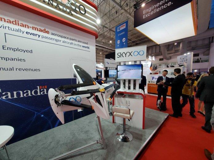 SkyX Announces Gold Sponsorship of New Kuwait Summit sUAS