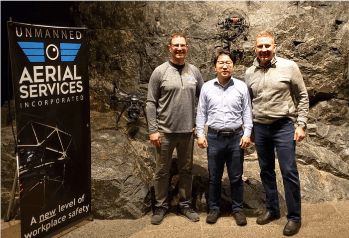 Terra Drone invests in Canada's Unmanned Aerial Solutions Inc. sets