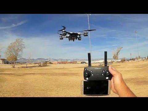 YH 19HW 720p High definition FPV Selfie Digicam Drone Flight