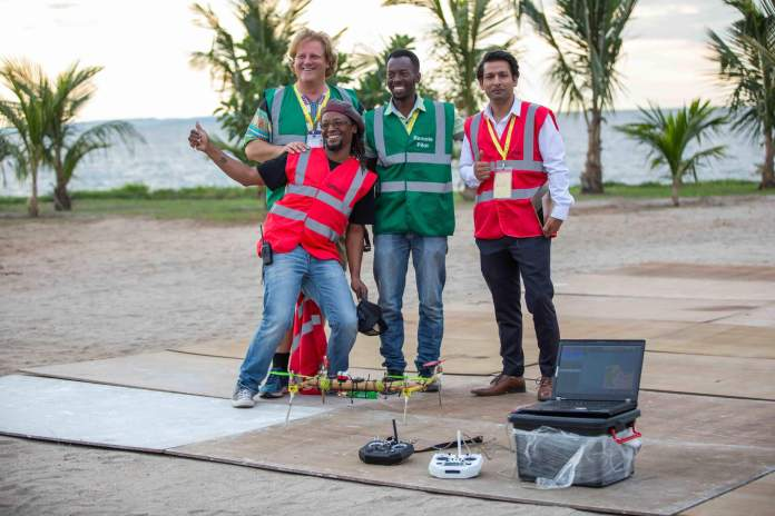 African Drone Forum Connect with For Drone Basic safety Marshall