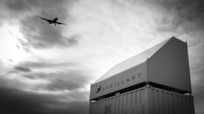 Aveillant's bespoke anti drone system deployed at Heathrow to shield the