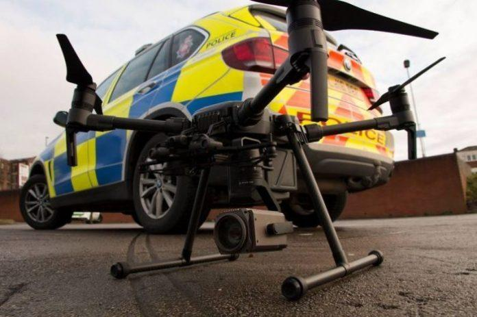 Heliguy wins put on £8M YPO drone framework contract