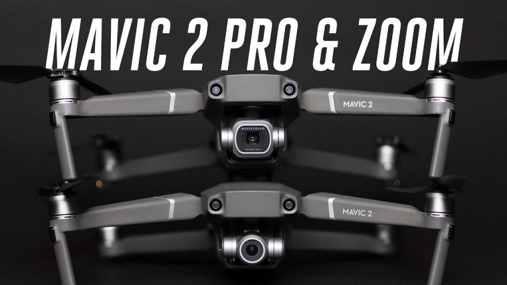 Dji Mavic 2 Professional  U0026 Zoom Overview  Elevating Drone